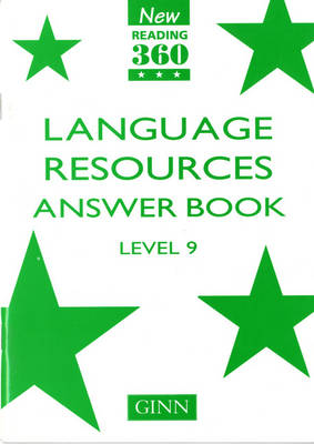 New Reading 360 Level 9: Language Resource Answer Book by