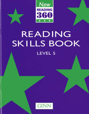 New Reading 360:Level 5 Reading Skills Books (1 Pack Of 6 Books) by