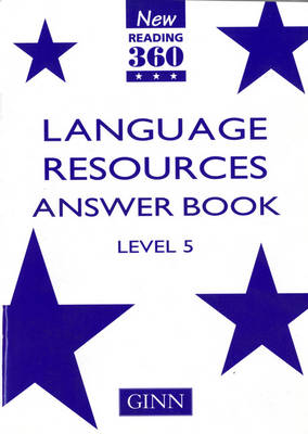 New Reading 360 Level 5: Language Resource Answer Book by