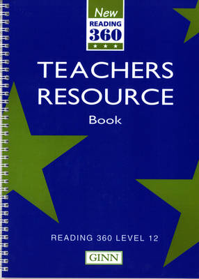 New Reading 360: Level 12 Teacher Resource Book by