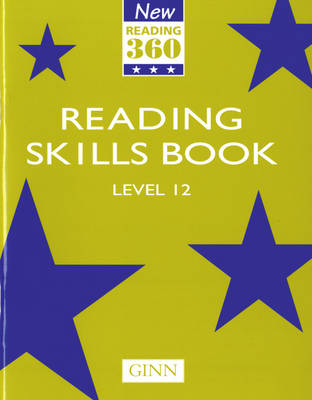 New Reading 360: Level 12 Reading Skills Books (1 Pack of 6 Books) by