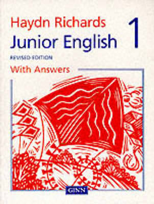 Haydn Richards: Junior English Pupil Book 1 with Answers by