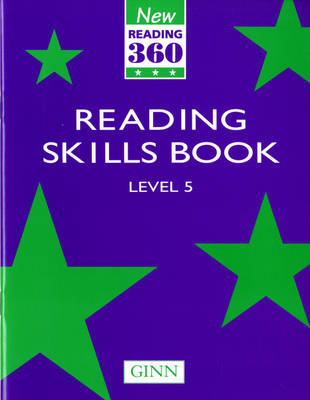 New Reading 360: Reading Skills Book Level 5 (Single Copy ) by
