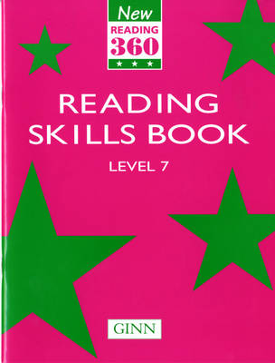 New Reading 360: Reading Skills Book Level 7 (Single Copy) by