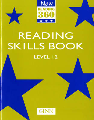 New Reading 360: Reading Skills Book Level 12 (Single Copy) by