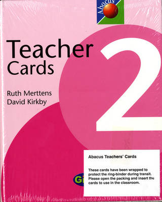1999 Abacus Year 2 / P3: Teacher Cards by