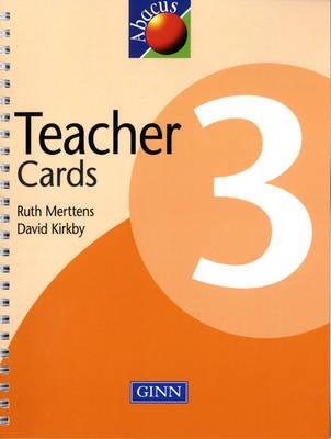 Teacher Cards by