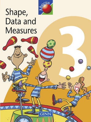 Textbook Shape, Data & Measures Year 3 by