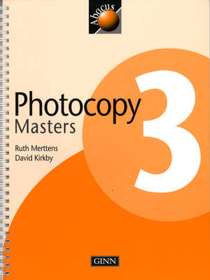 Photocopy Masters Year 3 by