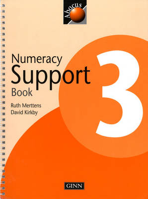 Numeracy Support Book Year 3 by