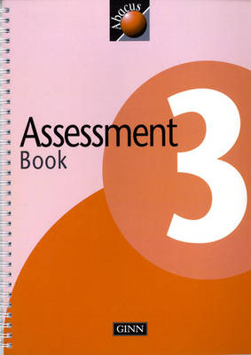 Assessment Book Year 3 by