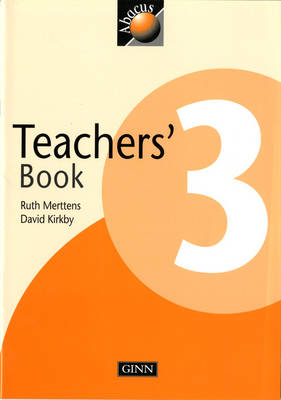 Teacher Book (England & Wales) Year 3 by