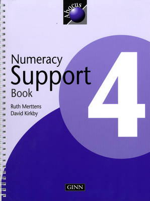 Numeracy Support Book Year 4 by