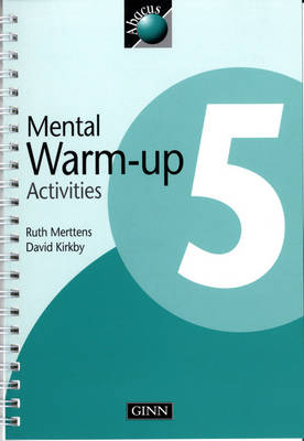 Warm-Up Activities Book by