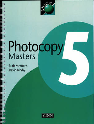 Photocopy Masters by