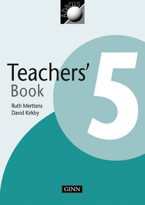 1999 Abacus Year 5 / P6: Teacher Book (England & Wales) by