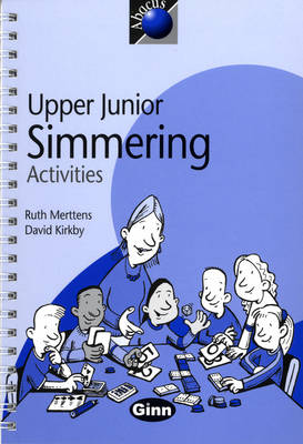 Abacus Year 5-6 / P6-7: Upper Junior Simmering Activities by