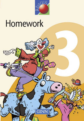 Abacus Year 3 : Homework Book by