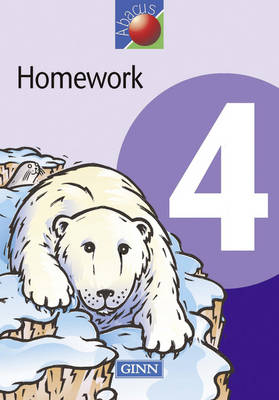 1999 Abacus Year 4 / P5: Homework Book (8 pack) by