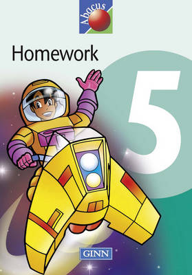 1999 Abacus Year 5 / P6: Homework Book (8 pack) by