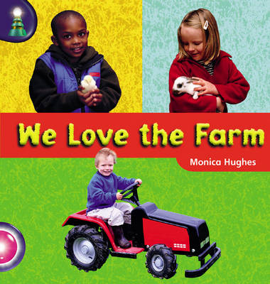 Lighthouse Reception Pink B: We Love the Farm by Monica Hughes