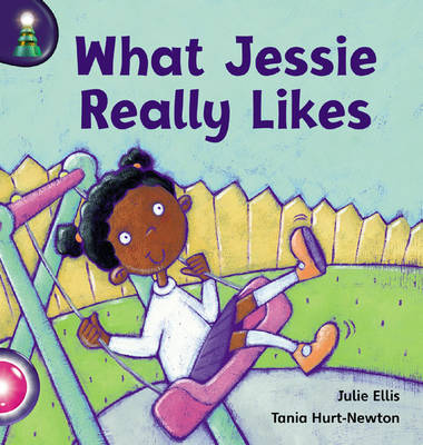 Lighthouse Reception Pink B: What Jessie Really Likes by Julie Ellis