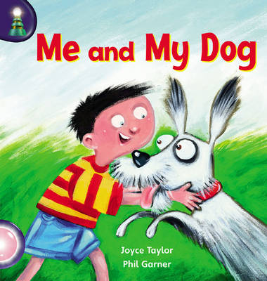 Lighthouse: Reception Pink A - Me and My Dog by Joyce Taylor