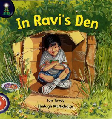Lighthouse: Reception Red - Ravi's Den by Jon Tovey