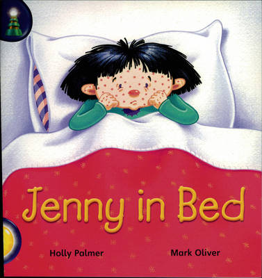 Lighthouse: Year 1 Yellow - Jenny in Bed by Holly Palmer