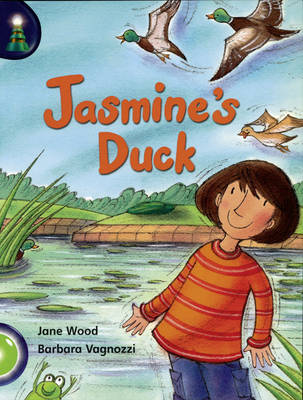 Lighthouse: Year 1 Green - Jasmine's Duck by Jane Wood