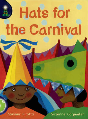 Lighthouse: Year 1 Green - Hats Off for the Carnival by Saviour Pirotta