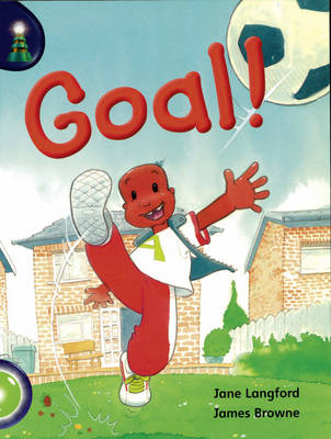 Goal! Lighthouse Year 1 Green by Jane Langford