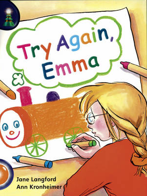 Lighthouse: Year 1 Orange - Try Again, Emma by