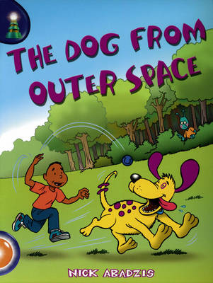 Lighthouse: Year 1 Orange - Dog from Outer Space by