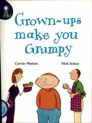 Lighthouse: Grown-ups Make You Grumpy by
