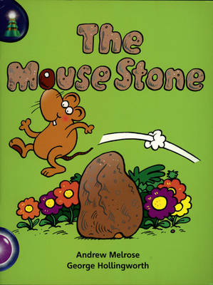 Lighthouse: Year 2 Purple - the Mouse Stone by Andrew Melrose