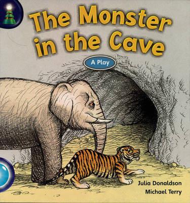Lighthouse Year 2 Turquoise: Monster Cave by Julia Donaldson