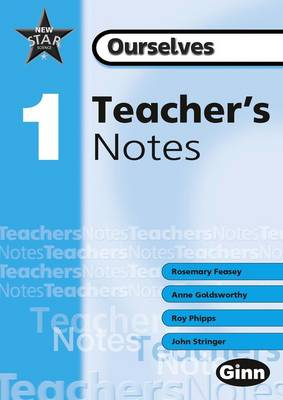 New Star Science yr1/P2: Ourselves Teachers Notes by