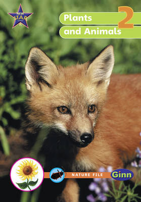 New Star Science Year 2/P3: Plants and Animals Big Book by