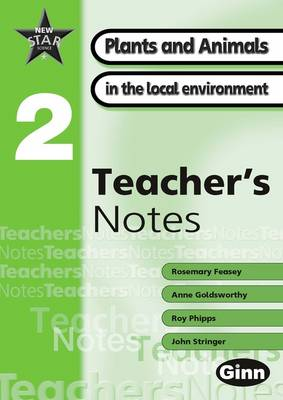 New Star Science yr2/P3 Plants and Animals Teacher's Notes by