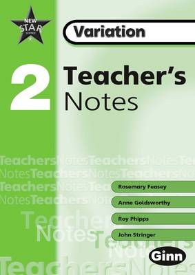 New Star Science Year 2/P3: Variation Teachers Notes by