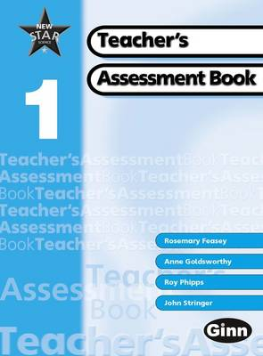 New Star Science Year 1/P2: Teacher's Assessment Book by