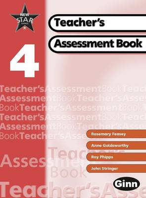 Ginn New Star Science Teachers Assessment Book Year 4 by