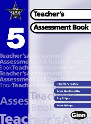 New Star Science Year Y5/P6: Assessment Book by