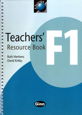 Abacus Foundation 1 / P1: Teacher Book by