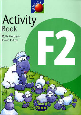 Abacus Foundation 2/P1: Activity Book by
