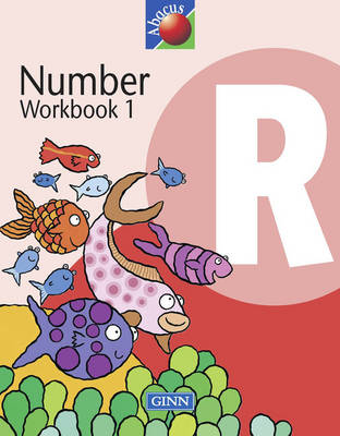 1999 Abacus Reception / P1: Workbook Number 1 (8 pack) by
