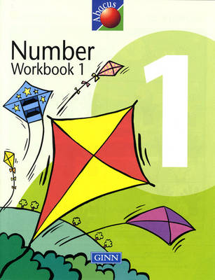 1999 Abacus Year 1 / P2: Workbook Number 1 (8 Pack) by Ruth, BA, MED Merttens, Dave Kirkby