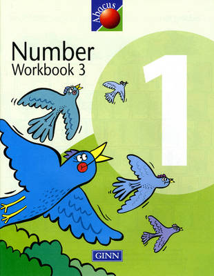 Abacus Year 1/P2: Number Workbook 3 by Ruth, BA, MED Merttens, Dave Kirkby