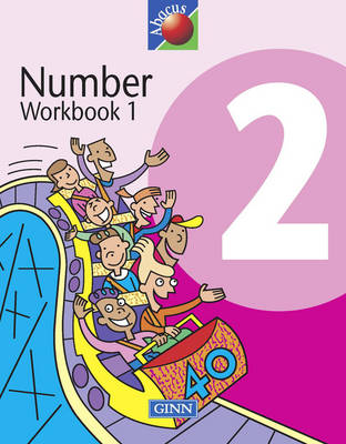 1999 Abacus Year 2/P3: Workbook Number 1 by Ruth, BA, MED Merttens, Dave Kirkby